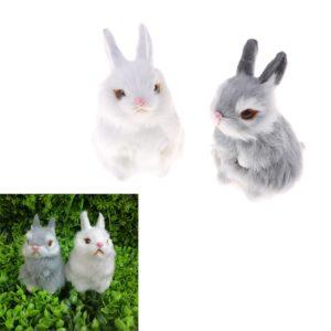 Roztomilý plyšový králíček