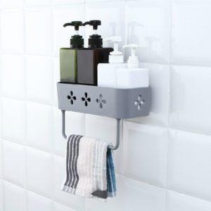 Praktický organizér do koupelny