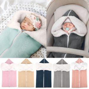 Zimní dětský spací fusak na zip
