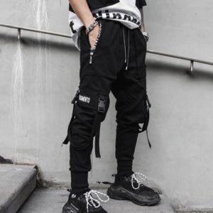 Pánské hip hopové ležérní kalhoty