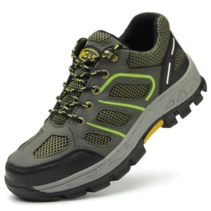 Pánské trekingové boty s ocelovou špičkou
