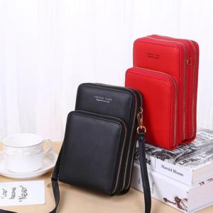 Crossbody originální kabelka s více kapsičkami