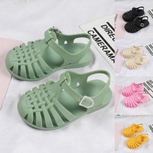 Dětské letní protiskluzové sandálky