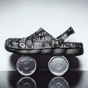 Pánské letní sandálové pantofle s potisky