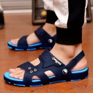 Pánské sandálové pantofle na léto