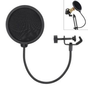 Dvouvrstvý flexibilní studiový filtr před mikrofon