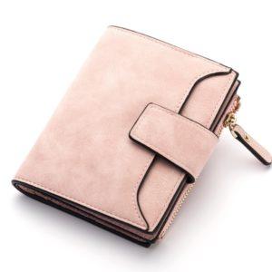 Malá dámská koženková peněženka